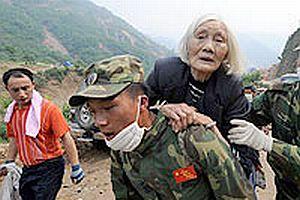 Çin'de sel tehdidine karşı 1 milyon kişi tahliye ediliyor.19384