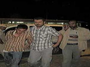 Kontrol yapan polisi bıçakladılar.11362