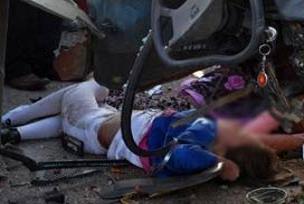 Diyarbakır'da kaza: 10 öğrenci yaralı.11955