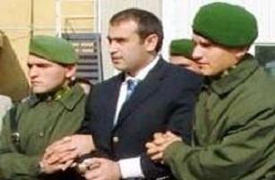 Yeşil'in oğlu serbest bırakıldı.12011