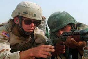 ABD askeri bu kez kadın gazeteciyi vurdu.14655