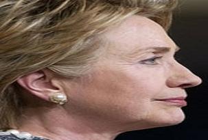 Clinton'dan eşine imalı teşekkür.10814