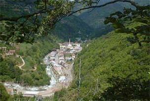 Rize'deki barajlar mahkemeye takıldı.16183