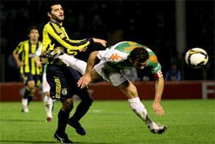 Bursaspor: 2 Fenerbahçe: 1.13456