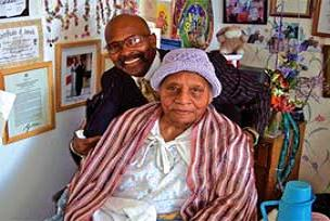 Dünyanın en yaşlı insanı 115 yaşında.18924