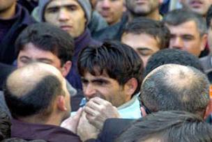 DTP'liler için Ankara'da protesto.13326