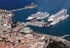 Türkiye'nin turizm geliri yüzde 2,2 azaldı