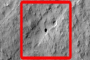 Öğrencilerin Mars keşfi şaşırttı