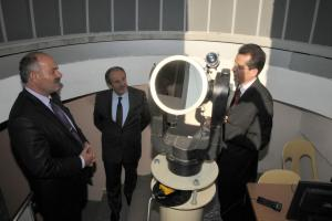 Teleskop bizsiziz