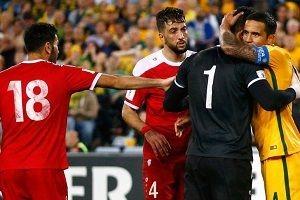 Suriye'nin Dünya Kupası hayalleri suya düştü!.24494