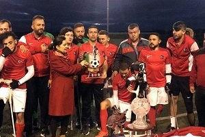 Ampute Milli Futbol Takımı şampiyon oldu!.28515