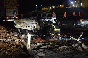 Katliam gibi kaza: 4 kişi öldü, 7 kişi yaralandı.24860
