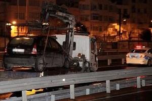 Avrasya Tüneli'nde silah sesleri: 1 ölü!.23193