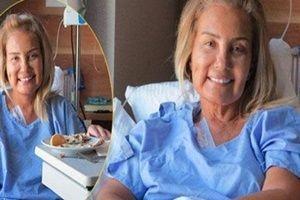 Bahar Öztan yeniden hastaneye kaldırıldı.20970