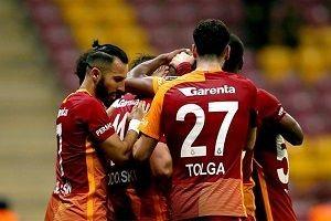 Galatasaray son dakika golüyle kazandı!.22057