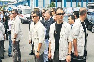 Tayyip Erdoğan'a yakın 12 polis gözaltında.29029