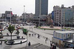 Taksim Meydanı kapatıldı!