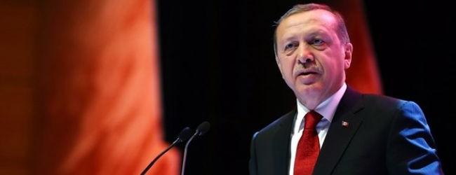 Erdoğan futbol camiasına uyarı!